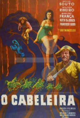 O Cabeleira (Milton Amaral 1963) - Aventura