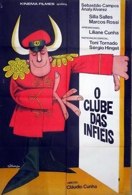 O Clube das Infiéis (Claudio Cunha 1975) - Comédia