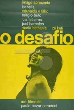 O Desafio (Paulo César Saraceni 1965) - Drama
