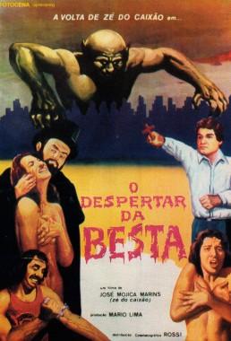 O Despertar da Besta (José Mojica Marins 1969) - Horror