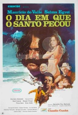 O Dia em Que o Santo Pecou (Cláudio Cunha 1975) - Comédia