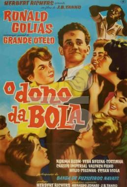 O Dono da Bola (J.B.Tanko 1961) - Comédia
