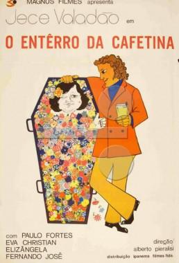 O Entêrro da Cafetina (Alberto Pieralisi 1971) - Comédia