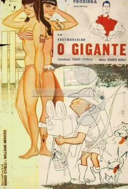O Gigante A Hora e a Vez do Cinegrafista (Mário Civelli  1971) - Documentário