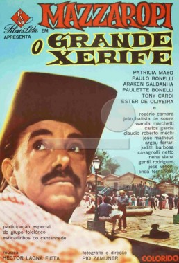 O Grande Xerife (Pio Zamuner 1971) - Comédia