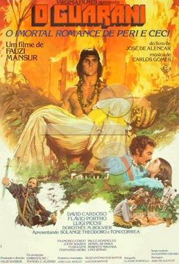 O Guarani (Fauzi Mansur 1979) - Aventura