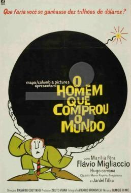 O Homem Que Comprou o Mundo (Eduardo Coutinho 1968)  - Comédia