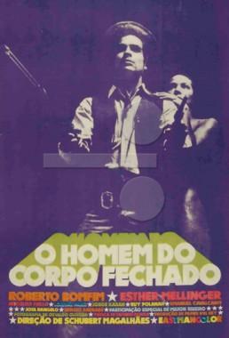 O Homem do Corpo Fechado (Schubert Magalhães 1972) - Drama