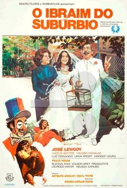 O Ibraim do Subúrbio (Astolfo Araújo e Cecil Thiré 1976) - Comédia