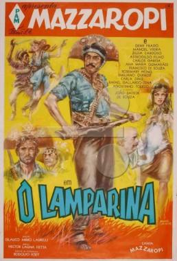 O Lamparina (Glauco Mirko Laurelli 1963) - Comédia