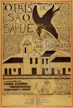 O País de São Saruê (Vladimir Carvalho 1979) - Documentário