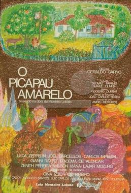 O Pica-pau Amarelo (Geraldo Sarno 1973) - Infantil