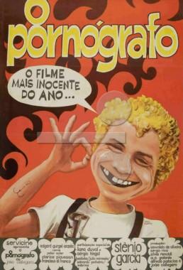 O Pornógrafo (João Callegaro 1970) - Comédia