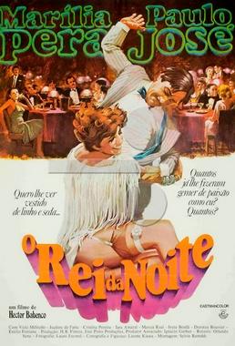 O Rei da Noite (Hector Babenco 1975) - Drama