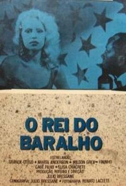 O Rei do Baralho (Julio Bressane 1974) - Comédia