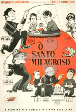 O Santo Milagroso (Carlos Coimbra 1966) - Comédia