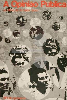 A Opinião Pública (Arnaldo Jabor 1967) - Semi-Documentário