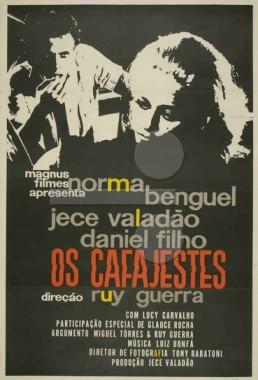 Os Cafajestes (Ruy Guerra 1962) - Drama