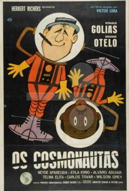 Os Cosmonautas (Victor Lima 1962) - Comédia
