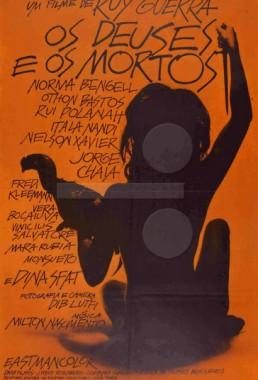 Os Deuses e Os Mortos (Ruy Guerra 1970) - Aventura