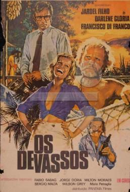 Os Devassos (Carlos Alberto de Souza Barros 1972) - Drama