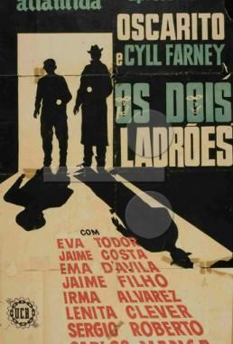 Os Dois Ladrões (Carlos Manga 1960) - Comédia