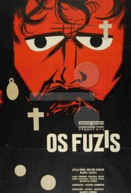 Os Fuzis (Ruy Guerra 1963) - Drama