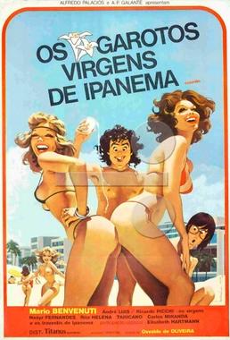 Os Garotos Virgens de Ipanema (Osvaldo Oliveira 1973) - Comédia