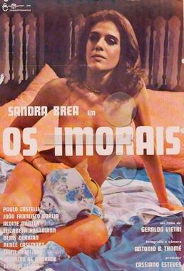 Os Imorais (Geraldo Vietri 1979) - Drama