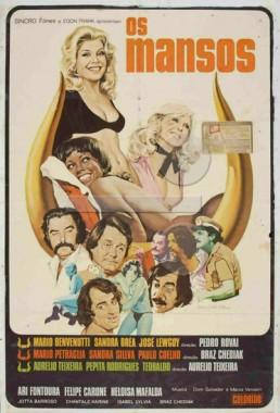 Os Mansos (Pedro Carlos Rovai, Bráz Chediak e Aurélio Teixeira 1972) - Comédia