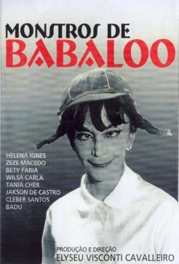 Os Monstros de Babaloo (Elyseu Visconti 1970) - Comédia