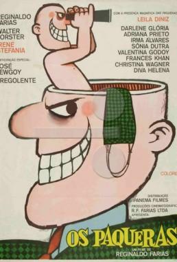 Os Paqueras (Reginaldo Faria 1969) - Comédia