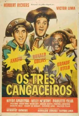 Os Três Cangaceiros (Victor Lima 1961) - Comédia