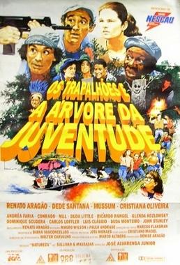 Os Trapalhões e a Árvore da Juventude (José Alvarenga Júnior 1991) - Infantil
