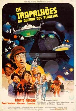 Os Trapalhões na Guerra dos Planetas (Adriano Stuart 1978) - Infantil