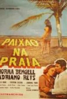 Paixão Na Praia (Alfredo Sternheim 1971) - Drama