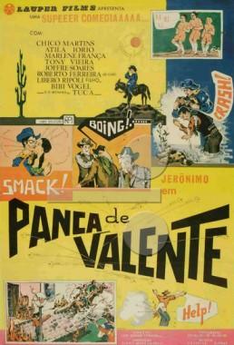 Panca de Valente (Luiz Sérgio Person 1968) - Comédia