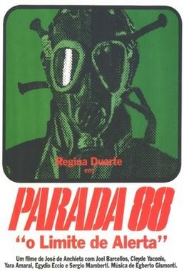 Parada 88 - O Limite de Alerta (José de Anchieta Costa 1978) - Drama