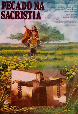 Pecado na Sacristia (Miguel Borges 1975) - Comédia