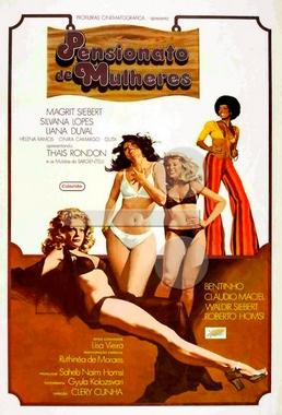 Pensionato de Mulheres (Clery Cunha 1974) - Drama