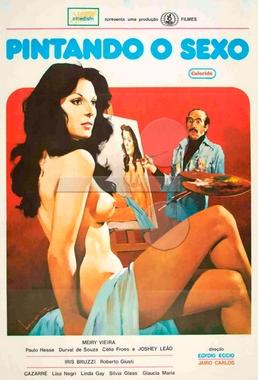 Pintando o Sexo (Jairo Carlos e Egydio Eccio 1977) - Comédia