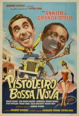 Pistoleiro Bossa Nova (Victor Lima 1960) - Comédia