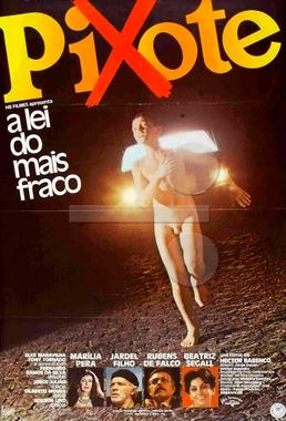 Pixote, a Lei do Mais Fraco (Hector Babenco 1980) - Policial