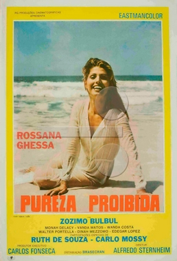 Pureza Proibida (Alfredo Sternheim 1974) - Drama