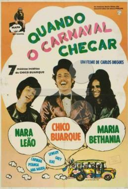 Quando o Carnaval Chegar (Carlos Diegues 1972) - Musical