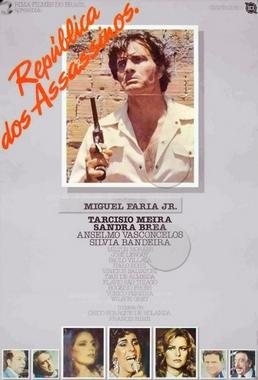 República dos Assassinos (Miguel Faria Júnior 1979) - Policial