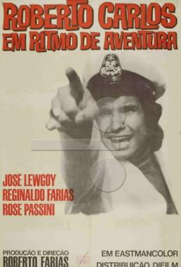 Roberto Carlos em Ritmo de Aventura (Roberto Farias 1968) - Aventura