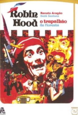 Robin Hood O Trapalhão Na Floresta (J.B.Tanko 1974) - Infantil