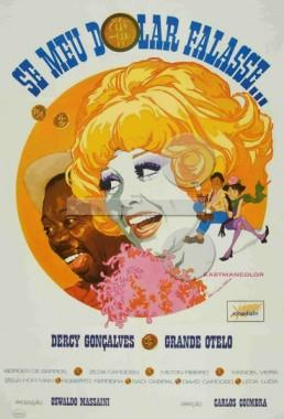 Se Meu Dólar Falasse (Carlos Coimbra 1970) - Comédia