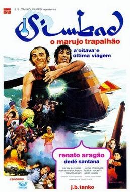 Simbad, o Marujo Trapalhão ( J.B.Tanko 1976) - Infantil